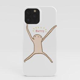 Honest Blob - Butts iPhone Case