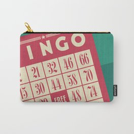 Bingo! Carry-All Pouch
