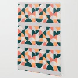 Mid Century Geometric 17 Wallpaper