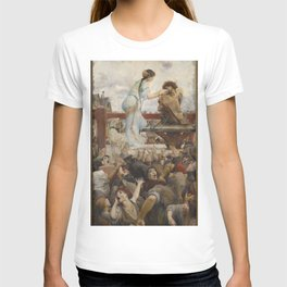 The Hunchback of Notre Dame - Luc-Olivier Merson T-shirt