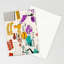 Wonders of Life Placemat Stationery Cards