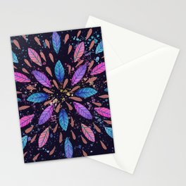 Spring Celebration - Dark Stationery Cards