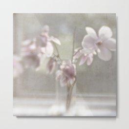 Magnolia Magic Metal Print