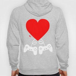 Valentine Shirt For Game Lover. Hoody