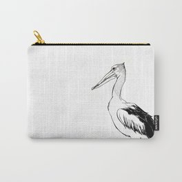 Reginald the Pelican Carry-All Pouch
