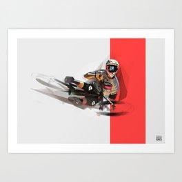 Sam Blenkinsop Art Print
