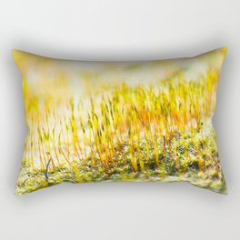 Colorful sprouts Rectangular Pillow