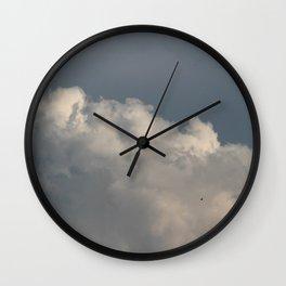 resonate · sky  Wall Clock
