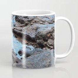Fantasy Secret Cove By Magical Blue Ocean Coffee Mug