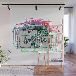 Click Click Boom Wall Mural
