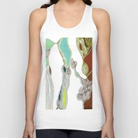 oslo Tank Tops featuring I Wish I Was In Oslo by Laurel McSpadden