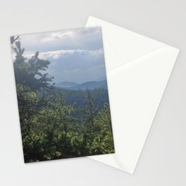 Colorado Mountain Tops 2 Stationery Cards