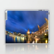 Oberbaumbrücke  Berlin Laptop & iPad Skin