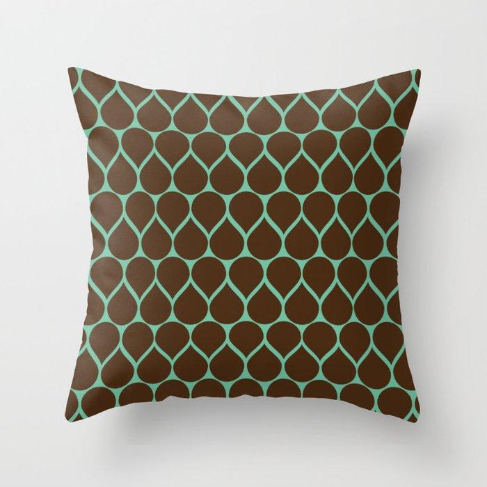 Color Series 006 Throw Pillow