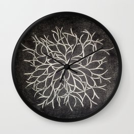 The Lost Map of Ts'ui Pen's Labyrinth Wall Clock