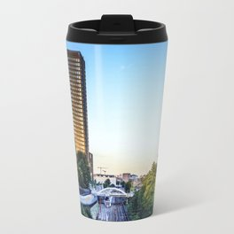 On a Rainy Day Travel Mug