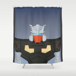 Rewind MTMTE Shower Curtain