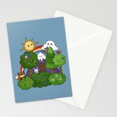 Wilderness Cuteness Stationery Cards