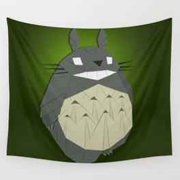 Totorigami Wall Tapestry