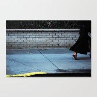 The Devil Wears Prada Canvas Print
