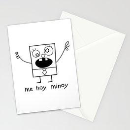 Me Hoy Minoy Stationery Cards