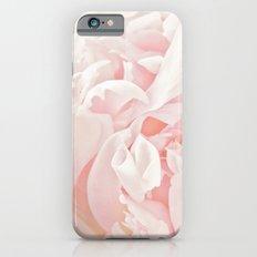 Peony Heart Slim Case iPhone 6s