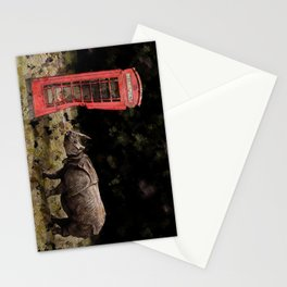 Wrong Number Stationery Cards