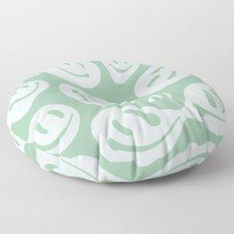 Liquify Minty Fresh Floor Pillow