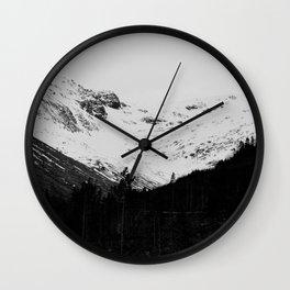 Glen Nevis Wall Clock