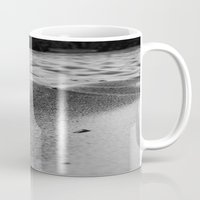 sand Mugs featuring Sand by Fine2art