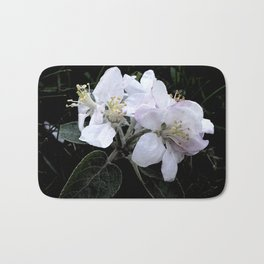Apple Blossoms Bath Mat