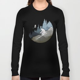 The Skiers Long Sleeve T-shirt