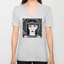 Cleopatra Unisex V-Neck