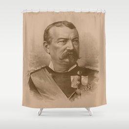 General Philip Sheridan Shower Curtain