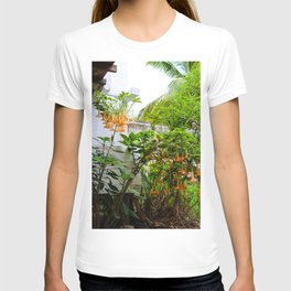 Dreamy Mexican Trumpets T-shirt