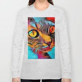 Devon Rex Long Sleeve T-shirt