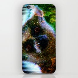 Curious iPhone Skin