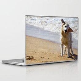 Shaking Dog Laptop & iPad Skin