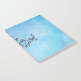 Blossom Blue Notebook