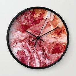 War Dance Wall Clock