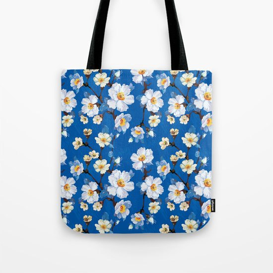 Spring in the air #12 Tote Bag