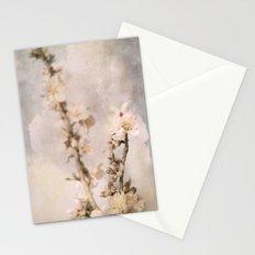 Almendro en flor Stationery Cards