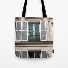 Parisian Flats Tote Bag