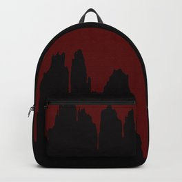 Dripping Blood Backpack