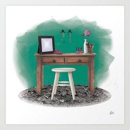 Be-You-Tiful Art Print