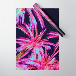 Moonlit Plants Wrapping Paper