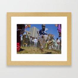 Cinco De Mayo Framed Art Print