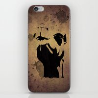 camel iPhone & iPod Skins featuring camel by Mono Ahn
