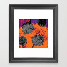 A colorful symphony for Anna Framed Art Print