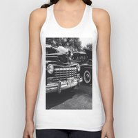 old school Tank Tops featuring Old School by Xneon